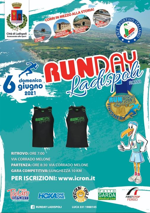runday todaro sport ladispoli