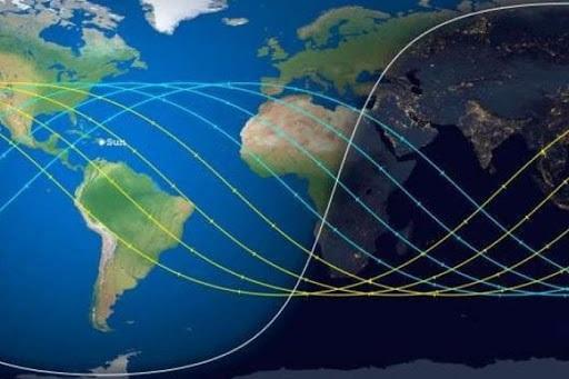 Astronave cinese in caduta incontrollata sulla Terra: potrebbe cadere nel Lazio