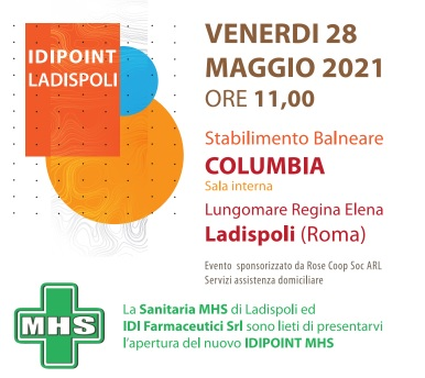 L'IDI approda a Ladispoli con MHS sanitaria