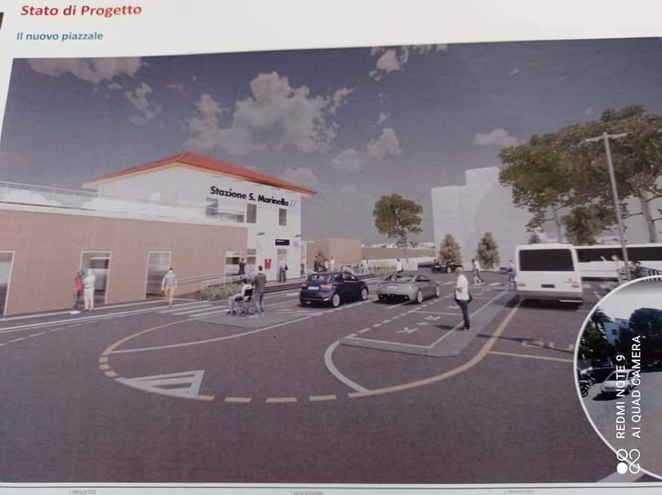 """Restyling stazione Santa Marinella, per il comitato pendolari bisogna """"prestare cautela"""""""