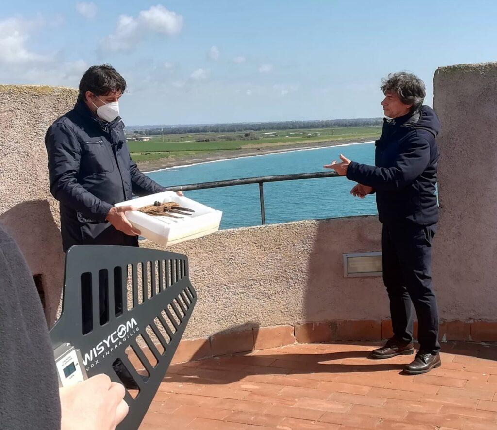 Cerveteri, Santa Marinella e gli Etruschi protagonisti su Rai 1