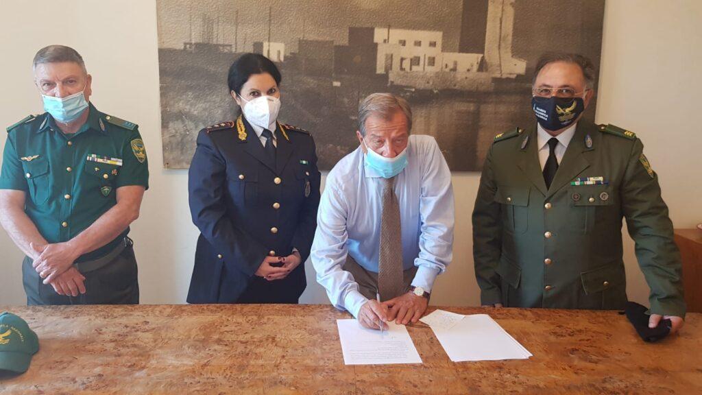 Santa Marinella, firmato protocollo tra Comune e Guardie Ecozoofile