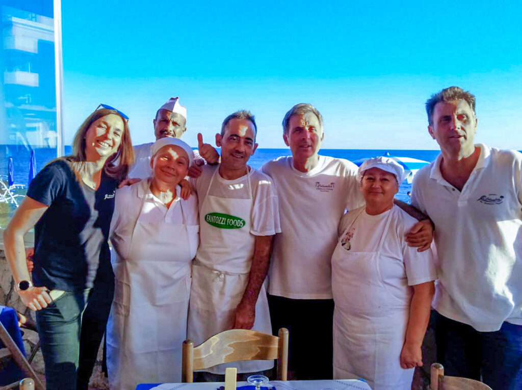 columbia beach ladispoli stabilimento ristorante pizzeria