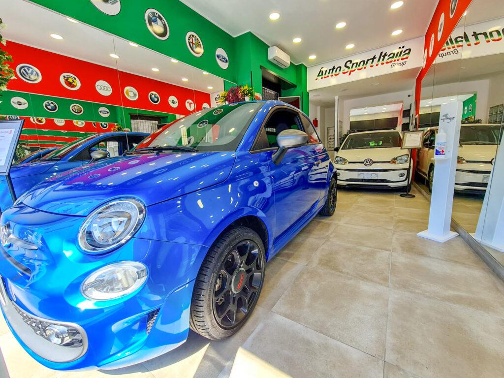 concessionario noleggio ladispoli roma auto sport italia group giampaolo metta