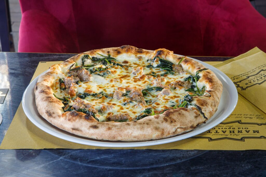 ladispoli manhattan pizza menu