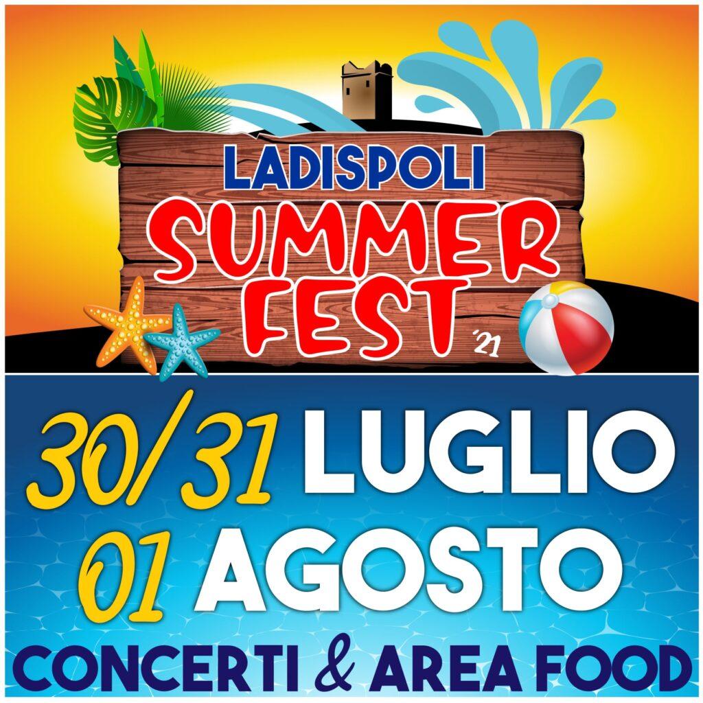 All'Oasi di Palo tutto pronto per Ladispoli Summer Fest