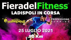 Fiera del Fitness, domenica la prima edizione di 'Ladispoli in Corsa'