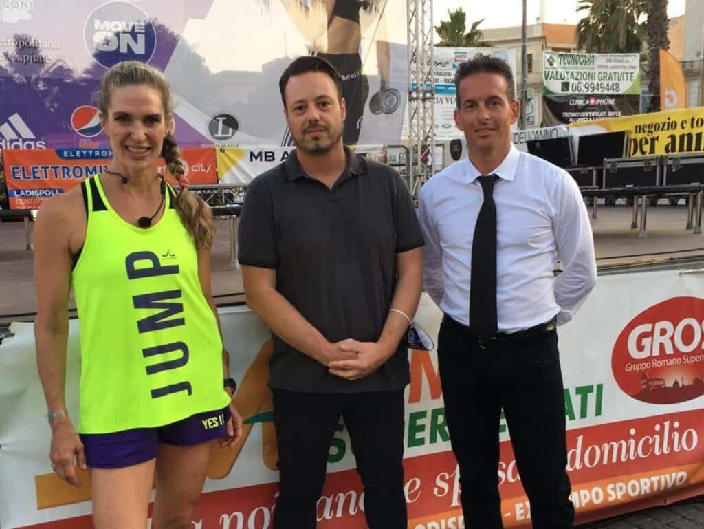 ladispoli fitness Jill Cooper