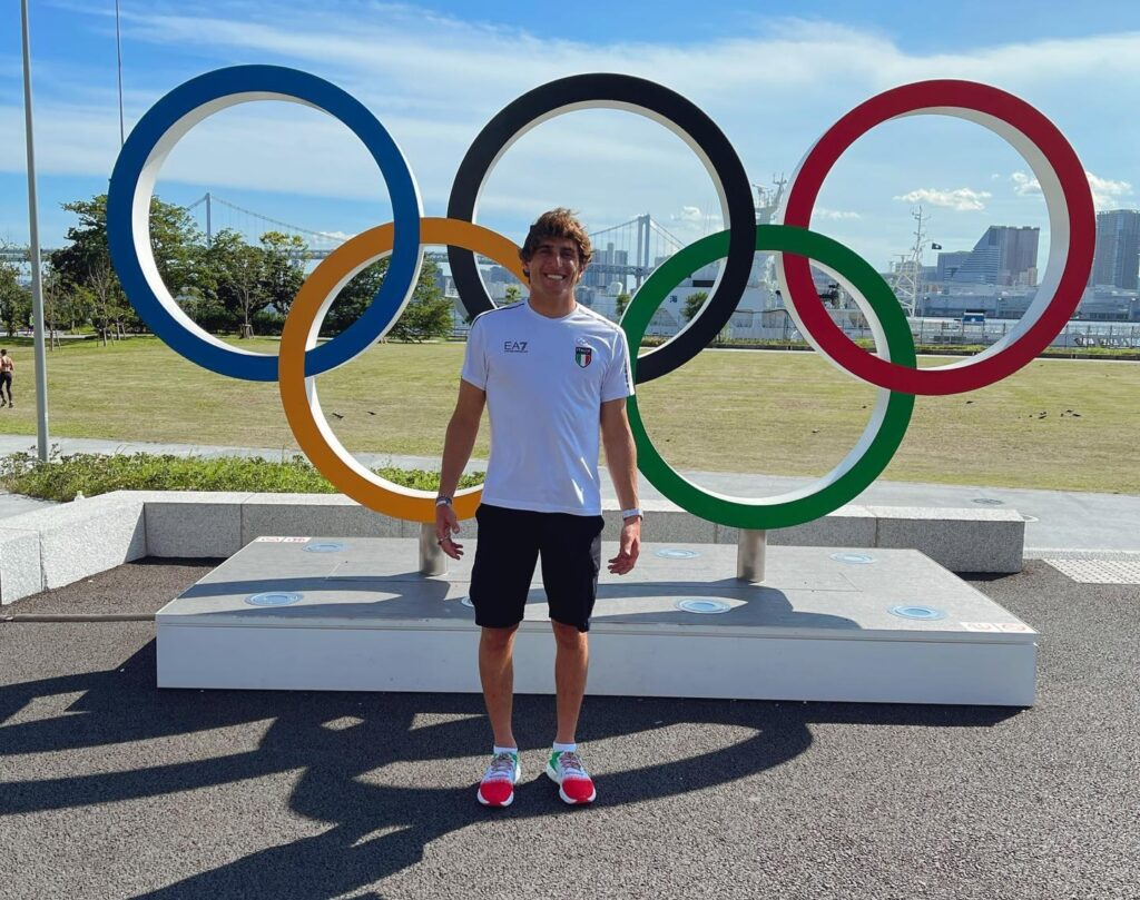olimpiadi tokyo fioravanti