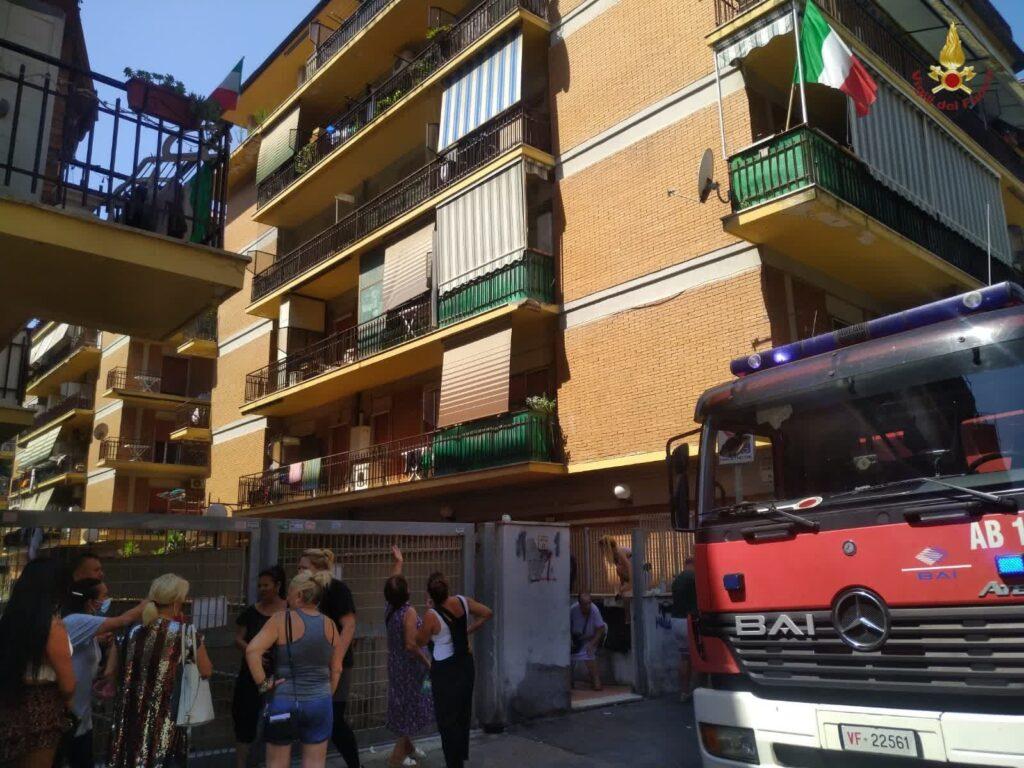 incendio appartamento danni strutturali