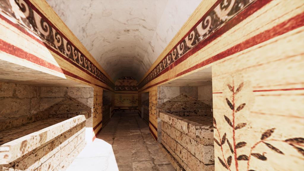 Ladispoli, ricostruiti in 3D