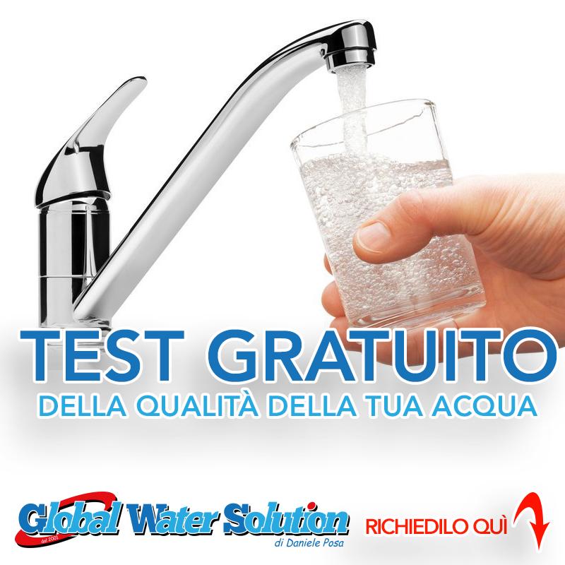 arsenico nell'acqua test gratuito global water solution daniele posa