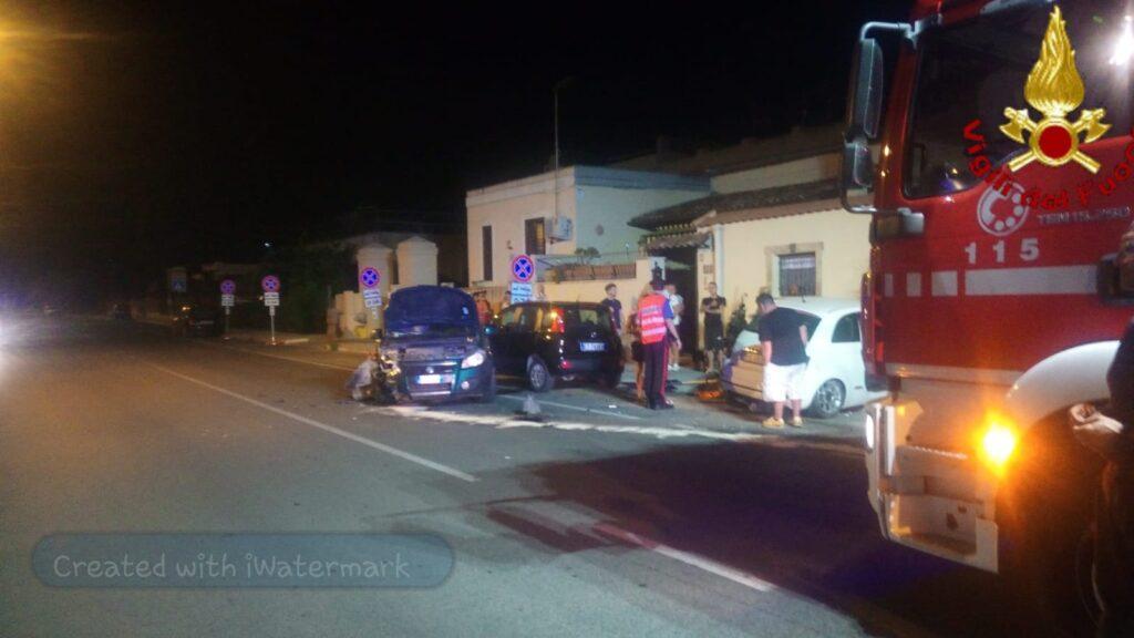 Civitavecchia: rocambolesco incidente sull'Aurelia