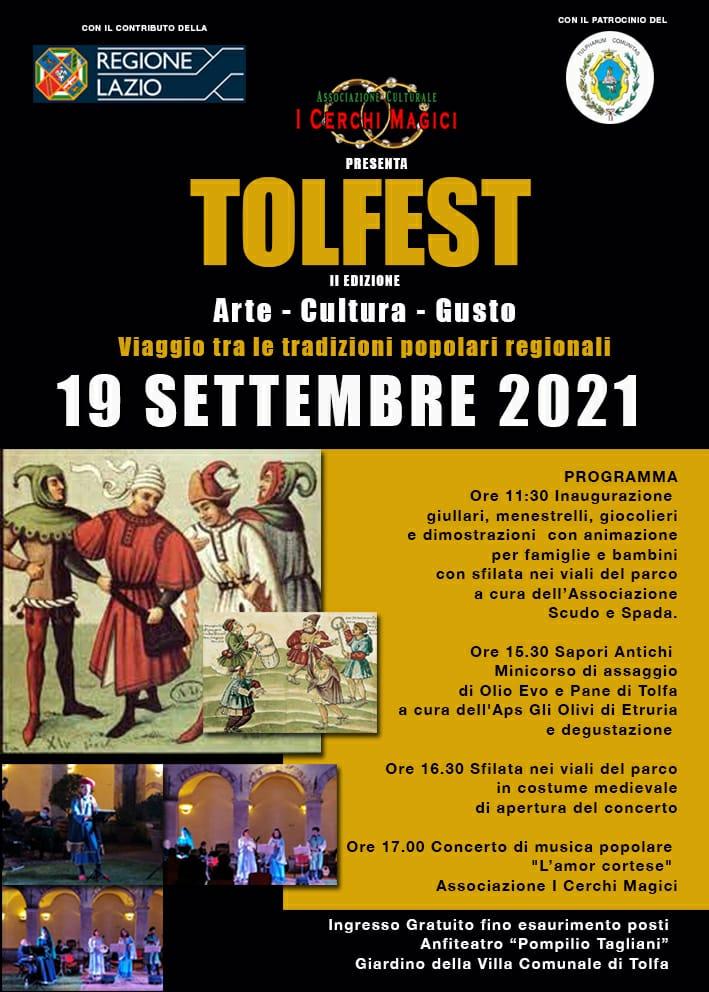 Tolfest seconda edizione