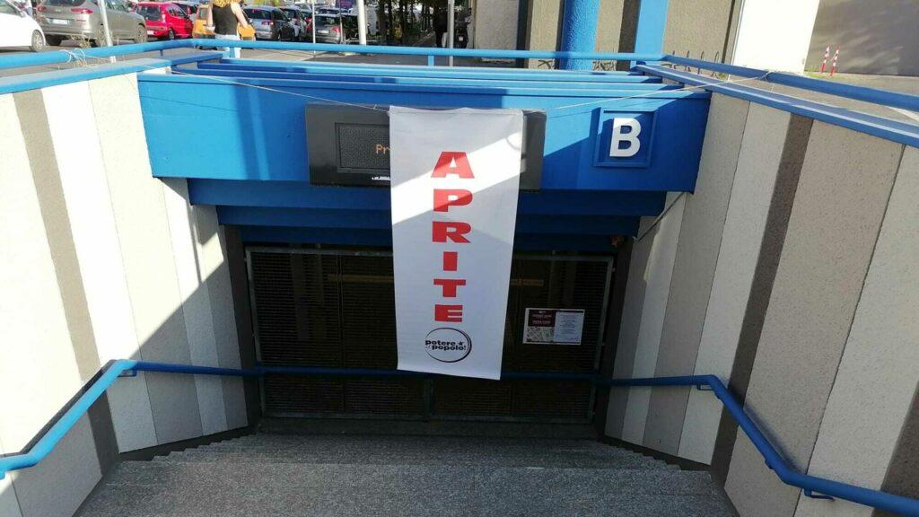 Metro B: Castro Pretorio riapre ai viaggiatori
