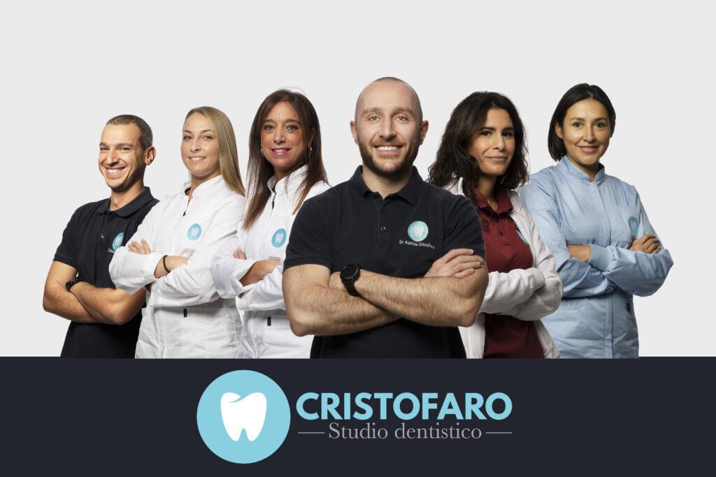 gabriele cristofaro dentista ladispoli