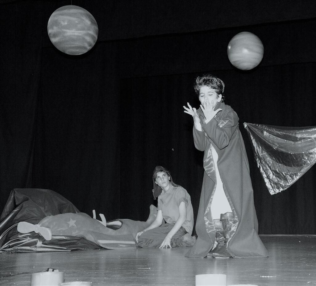 laboratorio scuola di teatro la stazione dei piccoli artisti maria concetta galluso