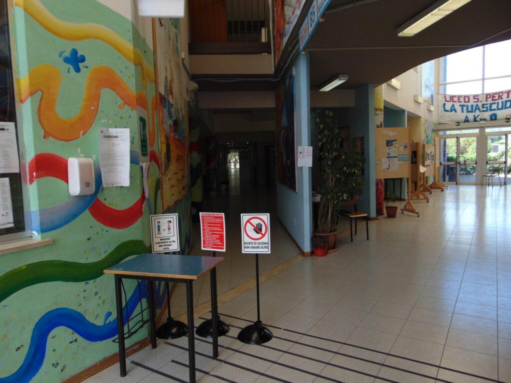 Ladispoli: al Liceo Pertini tornano gli sportelli didattici di orientamento